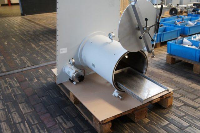 MBraun Antechamber – Vacuum Chamber