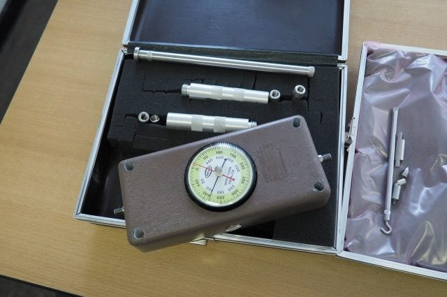 Chatillon Force Push Pull Tension Gauge