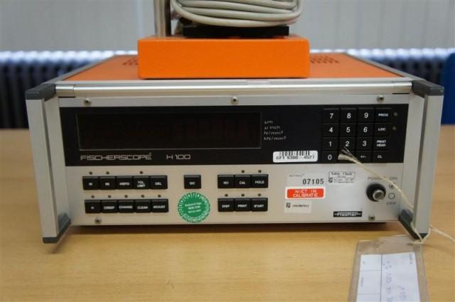 Hardheidstester Fischerscope Fischer HA 100V-B + HM 100V