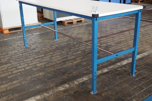 Global Industrial Adjustable Workbench (New in box)