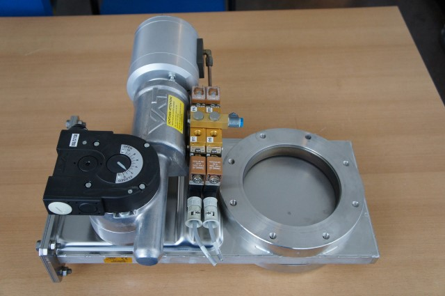 Vacuum valve VAT