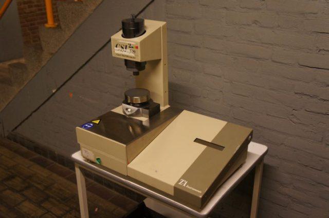TA Instruments Carri-Med Rheometer