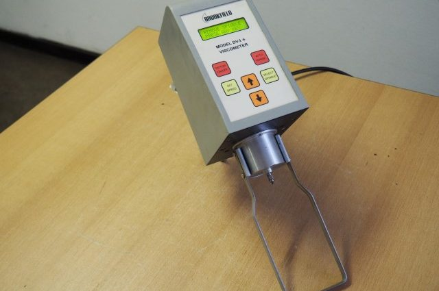 Brookfield Viscometer DV-I Head