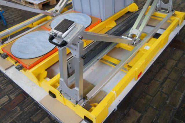 AeroGo Tool Verplaatssysteem