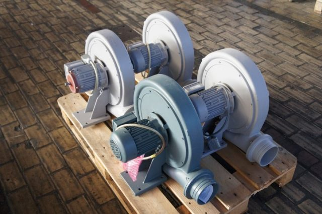Dietz DV 32 Blower / Ventilator / Extraction