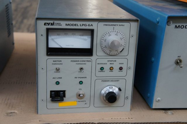 ENI Model LPG 6A Low frequency RF generator