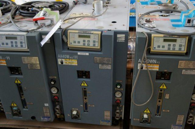 Ebara AA40 W V1 H Dry Vacuum Pump