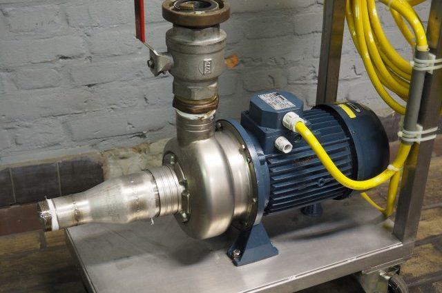 Ebara DWO400 Centrifugal Wasserpumpe