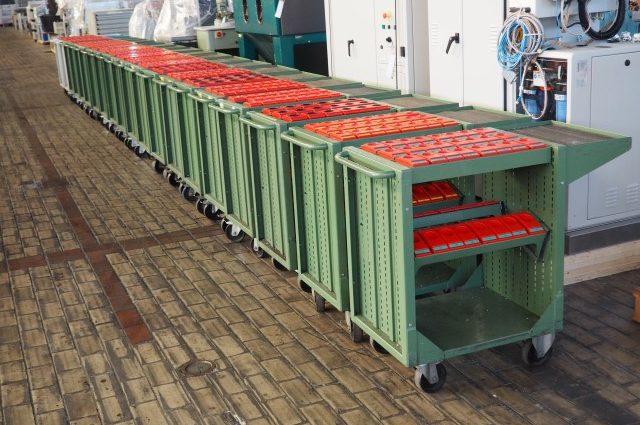 Fami CNC Gereedschapskar - Gereedschapswagen
