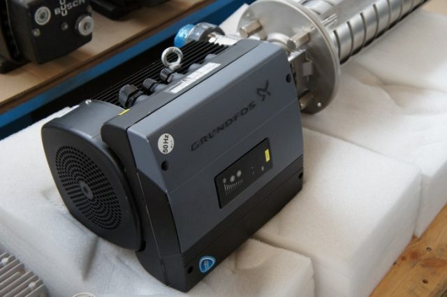 Grundfos MTRE15 Centrifugal Coolant Pump