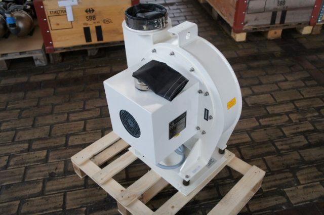 HVB Hansa Blower / Ventilator