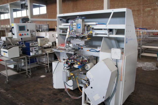IP Semi Automatic Pad Printing Machine