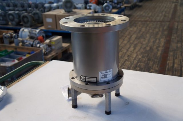 Leybold Heraeus Turbovac 450 Vakuumpumpe
