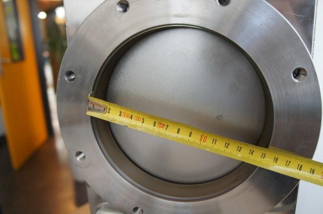 Vacuum klep VAT