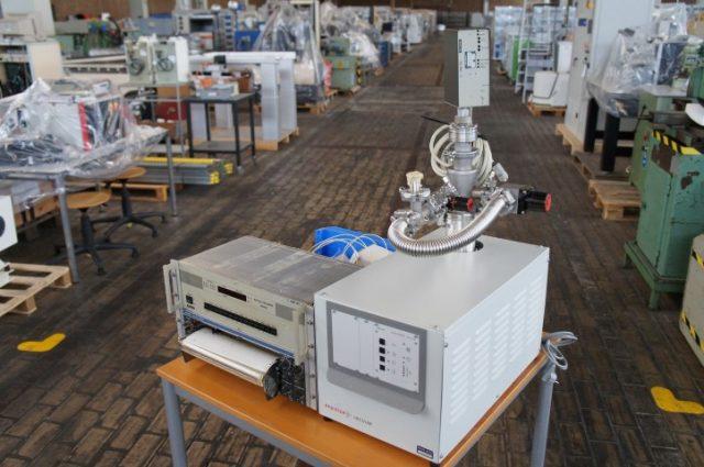 Pfeiffer TSH 065D Mass Spectrometer Set