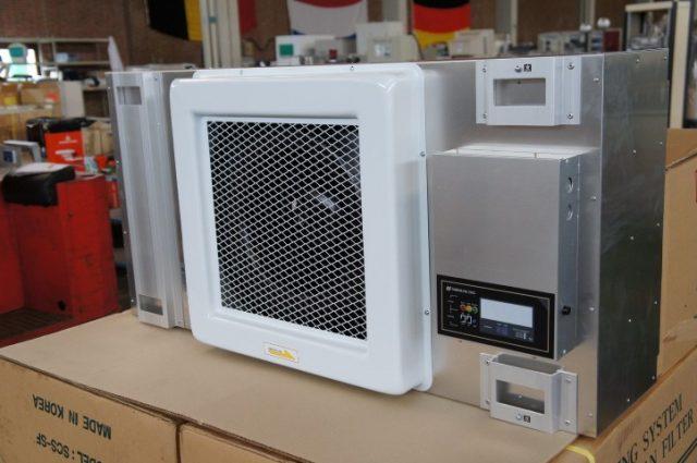 Shinsung SCS-SF-100 Fan Filter Unit