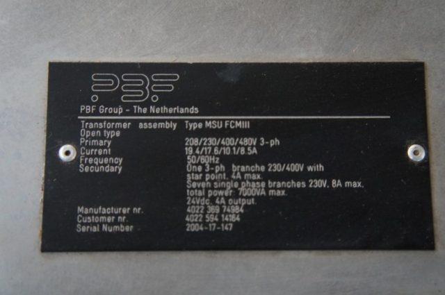 Transformator PBF Group
