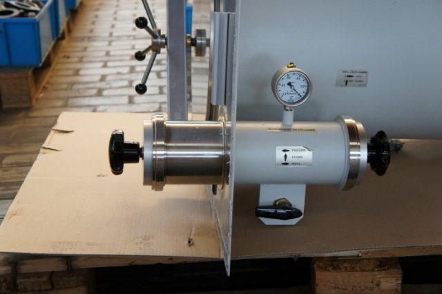 MBraun Vacuumkamer-Vacuum doorvoersluis-Vacuum Spoelsluis